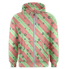 Arrangement Aesthetics Aesthetic Men s Zipper Hoodie