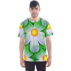Seamless Repeating Tiling Tileable Men s Sports Mesh Tee