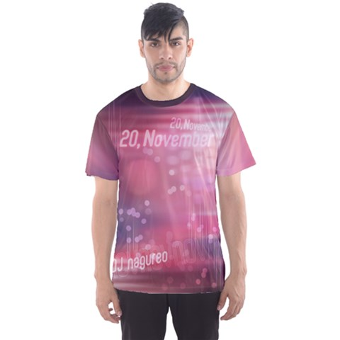 20 Nov Iidx Ddr Mesh Tee V1 by concon