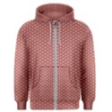 Pattern Star Backround Men s Zipper Hoodie View1