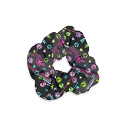 Sdvx 5 Black Scrunchie by concon