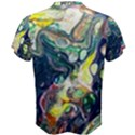Paint Acrylic Paint Art Colorful Men s Cotton Tee View2