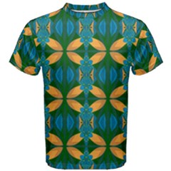 Seamless Wallpaper Digital Patterns Men s Cotton Tee