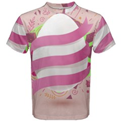 Easter Egg Men s Cotton Tee by Bajindul