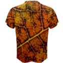 Autumn Leaves Forest Fall Color Men s Cotton Tee View2