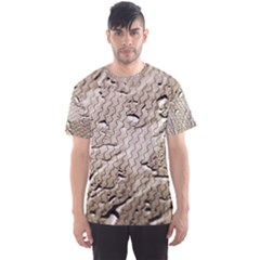 Structure Reference Material Rain Men s Sports Mesh Tee