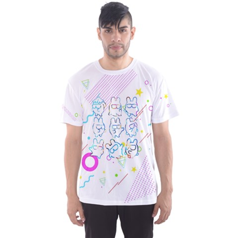 Drs Graphic Men s Sports Mesh Tee by concon