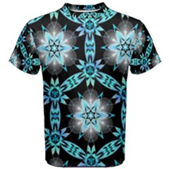 Backgrounds Pattern Wallpaper Men s Cotton Tee