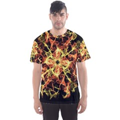 Ablaze Men s Sports Mesh Tee
