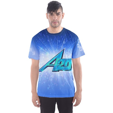 Ddr A20 Blue Men s Sports Mesh Tee by concon