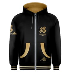 Ddr A20 Gold Men s Zipper Hoodie by concon