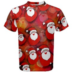 Santa Clause Men s Cotton Tee
