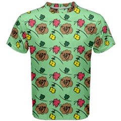 Lady Bug Fart - Nature And Insects Men s Cotton Tee