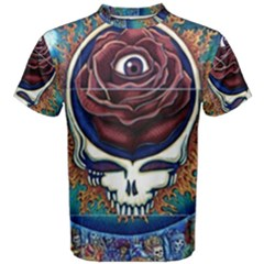Grateful Dead Ahead Of Their Time Men s Cotton Tee