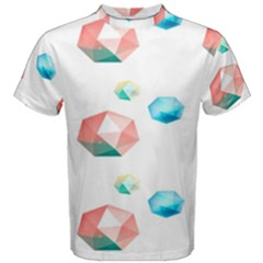 Diamonds Men s Cotton Tee