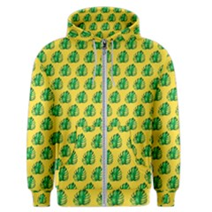 Beautiful Pattern Men s Zipper Hoodie