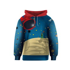 Kids  Pullover Hoodie Icon