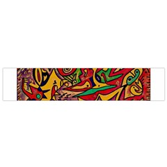 Bipolar Free Will Flano Scarf (small) by MRTACPANS