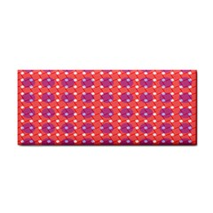 Roll Circle Plaid Triangle Red Pink White Wave Chevron Cosmetic Storage Cases
