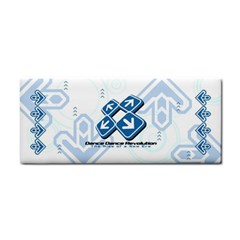 Ddr Blue Hand Towel by concon