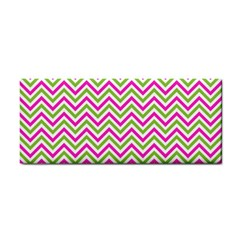 Abstract Chevron Hand Towel
