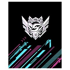 Sdvx Dark Drawstring Bag by concon