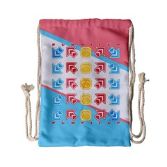 Piu Drawstring Bag by concon