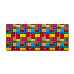 Lego Background Hand Towel