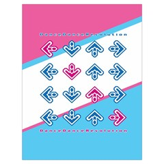 Ddr Drawstring Bag (large) by concon