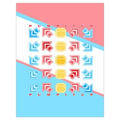 Piu Drawstring Bag (large) by concon