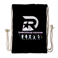 Dance Rush Drawstring Bag (large) by concon