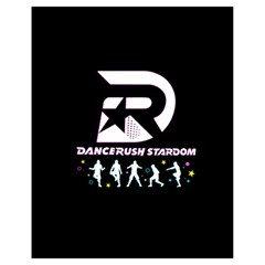 Dance Rush Drawstring Bag (small) by concon