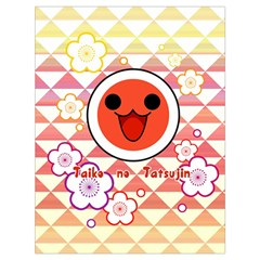 Taiko Drawstring Bag (large) by concon
