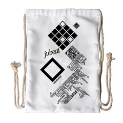 Jubeat Drawstring Bag (large) by concon