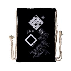 Jubeat Dark Drawstring Bag by concon