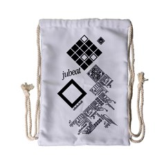 Jubeat Drawstring Bag by concon