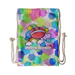 Pop n Music Drawstring Bag  Front